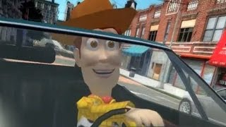 Toy Story: Sheriff Woody [GTA IV - Player Mod]