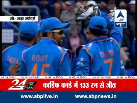India is ready for third ODI against England