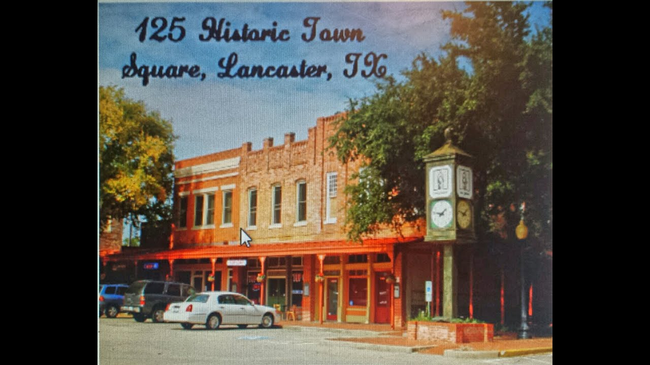 Lancaster Texas Building Department