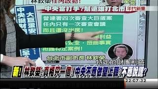 0423新聞追追追》PART1(大巨蛋風暴!中央出手:安檢是林欽榮署長任內?)