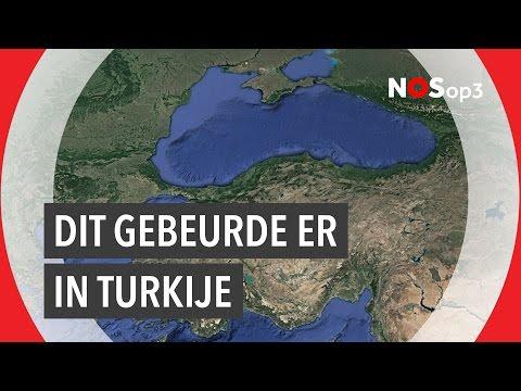 Een poging tot een staatsgreep in Turkije | NOS op 3