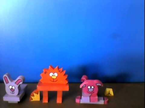 Stop motion. Animación con Jelly Cam