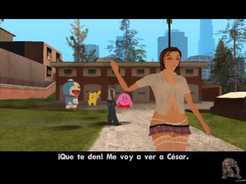 Cleo Girlxxx for GTA San Andreas  Game Modding