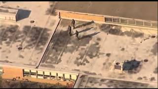 Raw  Shooting at Connecticut Elem  School