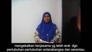 Dasar luar malaysia & peranan badan pertubuhan ASEAN, OIC, PBB & Komanwel