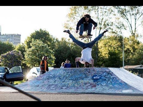 Rambo Crew Worst Skatepark Stop #1 - Warnsveld (Rob Maatman, Douwe Macare, Jelle Maatman)