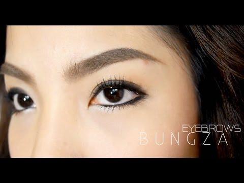 My eyebrows Tutorial  : เขียนคิ้วยังไงให้เป๊ะ by BunGZa