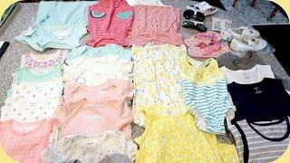 Fun Summer Kid's Clothing Haul ☀️😎 | Carters