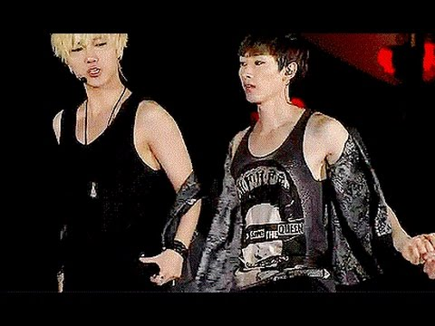 [super Junior Battle] Part 2: Yesung Vs Eunhyuk dancing King video