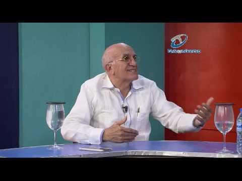 ENTREVISTA DR  JULIO CABRERA con BELGICA SUAREZ