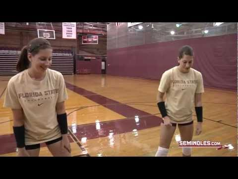 FSU Volleyball: Can You Dig It?