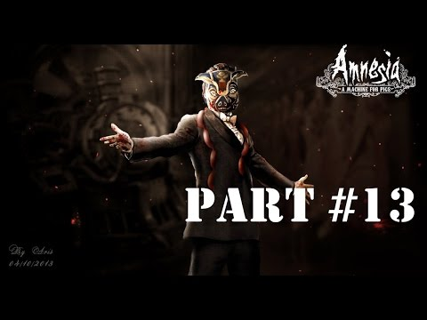 Amnesia: A Machine for Pigs  Part 13 - Farming the World