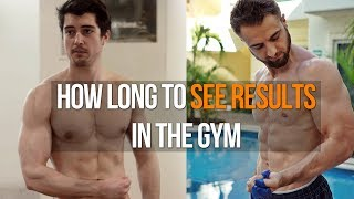 How Long Before You See Results On Your Fitness Journey (Ft. Radu Antoniu)