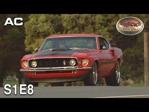 Wrecks to Riches   S01E08   The Legend