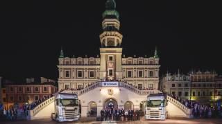 Scania Nowej Generacji - prezentacja Lublin