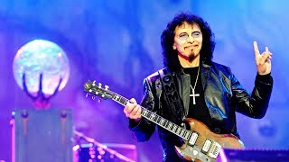 Tony Iommi - The Best Guitar Solos