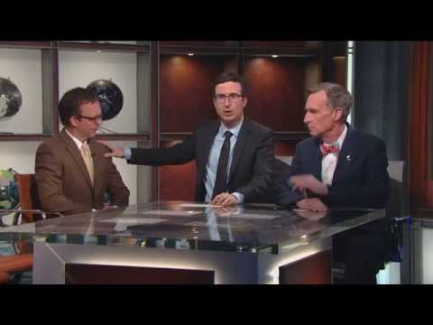 Last Week Tonight With John Oliver Climate Change Debate Hbo
