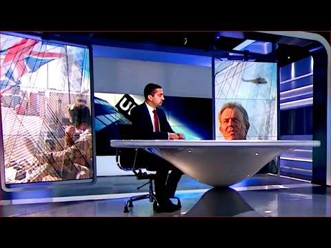 Iraq Inquiry: Does Chilcot go far enough on Tony Blair? - UpFront (Arena)