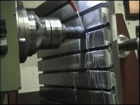 TOS WHN 10 CNC - ANGLE PLATE