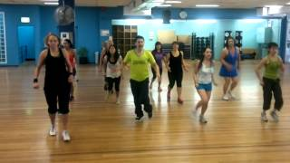 "Zumba ""Mil Horas"""