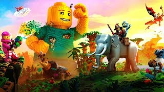OP AVONTUUR IN LEGO WORLDS !! | Stream Playback 29-6-2018