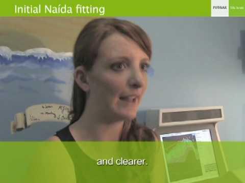 Naida Hearing Aid by Phonak