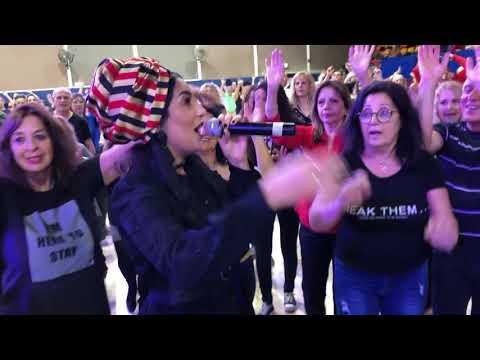 ענני - 2# במצעד הארצי השנתי של ריקודי העם 2018