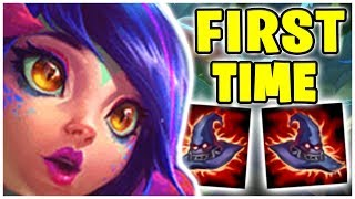 NEEKO FIRST TIME OP ? Noway4u Twitch Highlights - League Of Legends