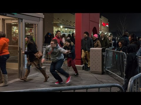 25 Most HORRIBLE Black Friday Disasters You Won't Believe Happened