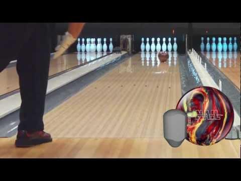 Hammer Nail Bowling Ball