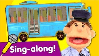 download lagu Wheels On The Bus Sing-along  Nursery Rhyme  gratis