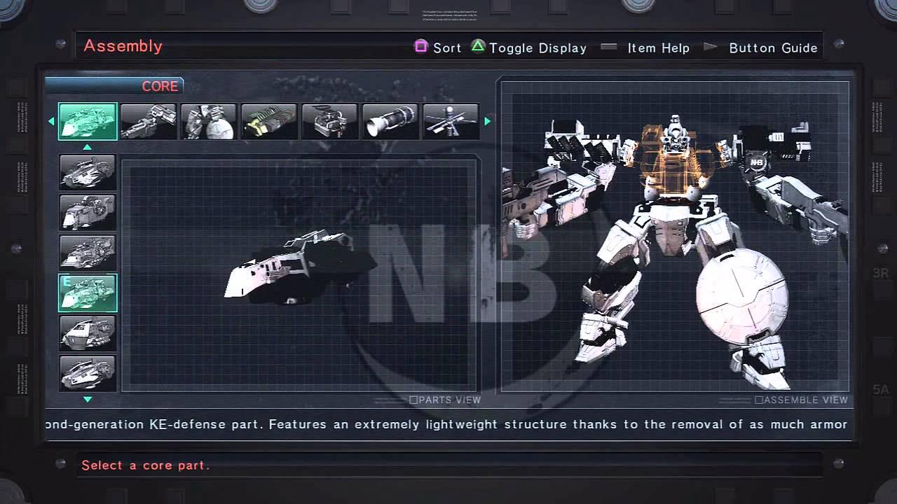 Armored Core White Glint Armored Core v White Glint