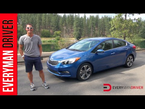 2014 Kia Forte DETAILED Review on Everyman Driver