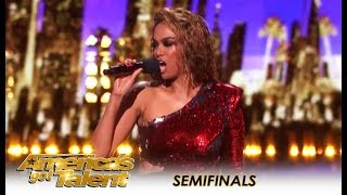 Tyra Banks HOT As Ever Intros The 'AGT' Semi-finals | America's Got Talent 2018