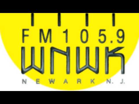 WNWK Jam 105.9 New York - The Real Deal - DNA Hank Love - 1989.