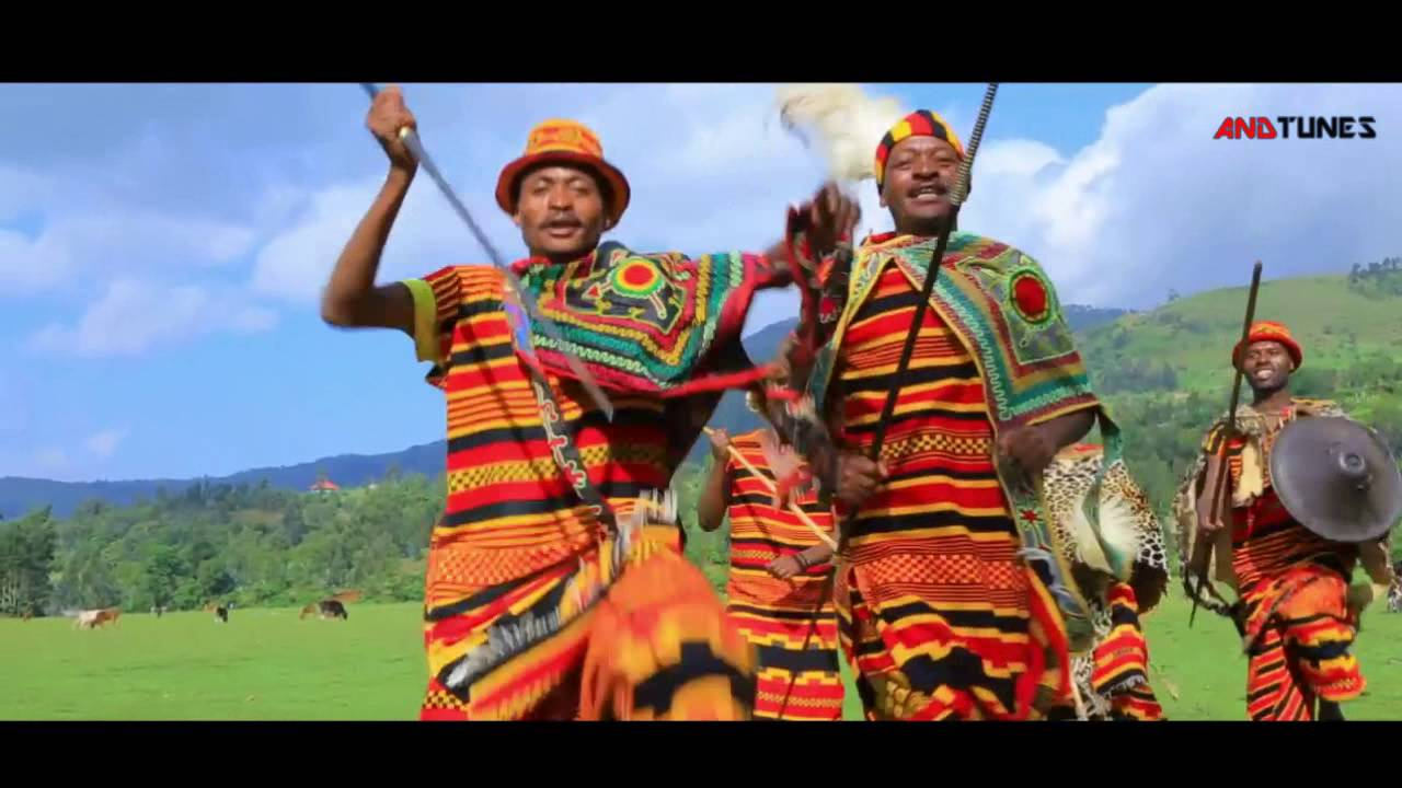Ethiopia: Buju Star - Hambasa Gaammoo - New Ethiopian Gamo Music Video 2016