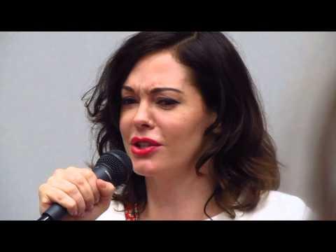 Comicpalooza 2014 -- Rose McGowan #4