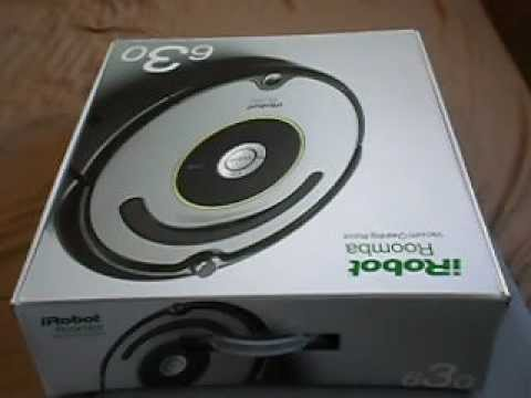 irobot roomba 630 review youtube. Black Bedroom Furniture Sets. Home Design Ideas