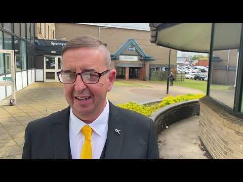 Nev Jones, Leb Dem, Durham County Council election 2021