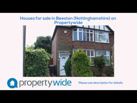 Houses for sale in Beeston (Nottinghamshire) on Propertywide