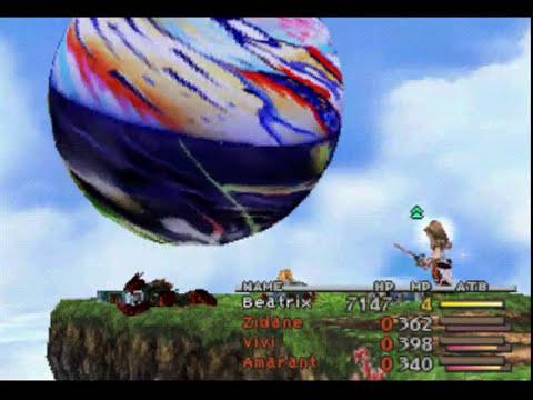 Final Fantasy IX SCC - Beatrix Vs. Ozma