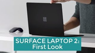 Microsoft Surface Laptop 2 First Look - worth the upgrade?