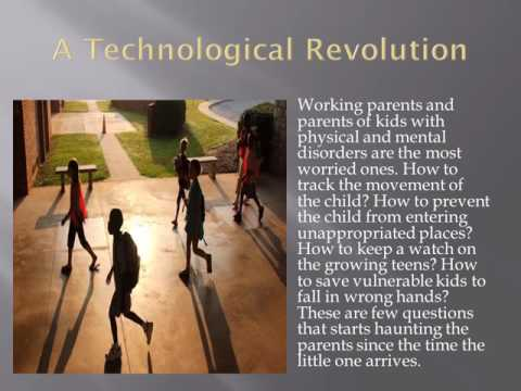 Small Tracking Devices for Children: A technological revolution Device