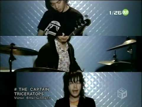 The Captain - TRICERATOPS Video