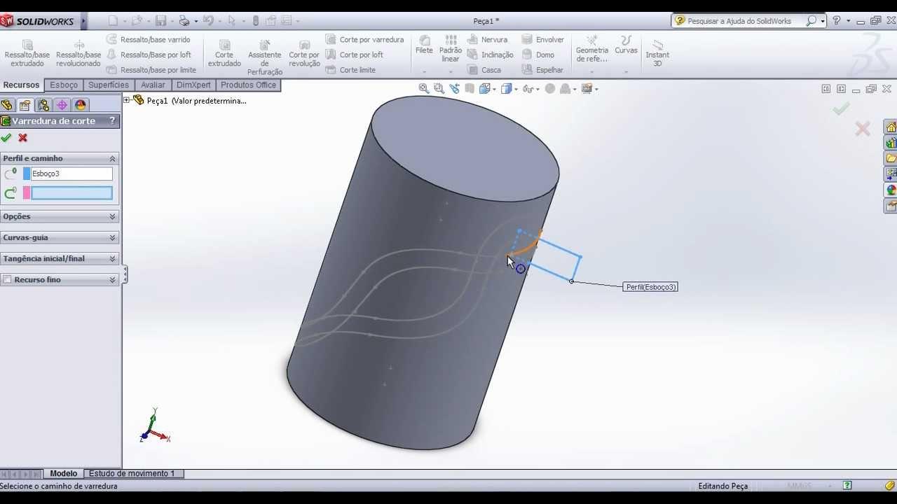 How To Make A Barrel Cam Como Fazer Um Barrel Cam Youtube