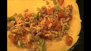 Cooking with Thrive - Omelets