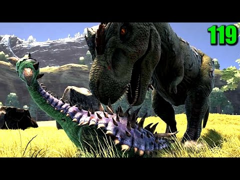 ARK ♠?♠ #119 S3 CRUSADER VS. INVICTA || Ark Survival Evolved German | Ark Deutsch