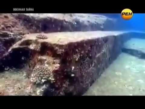 Военная тайна: подводные города - Йонагуни (19.03 - 24.03 - 2012)