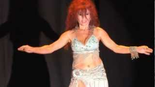 "Belly Dance Festival ""Habibi Ya Eini"" 3  הלן סלע"