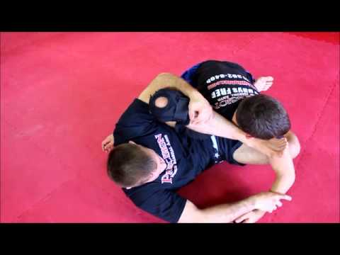 Rubber Guard Triangle - Learn to Grapple Image 1